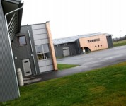 Halls relais de Bastogne