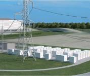 Premier parc de batteries de stockage à Bastogne