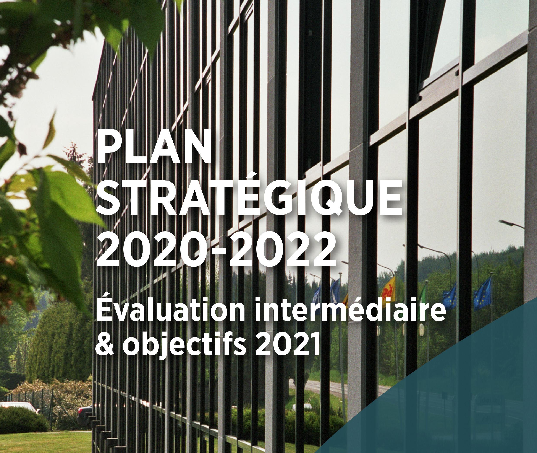 2020_2022_Plan_stratégique - Objectifs 2021