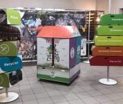 Un stand de sensibilisation coloré et ludique