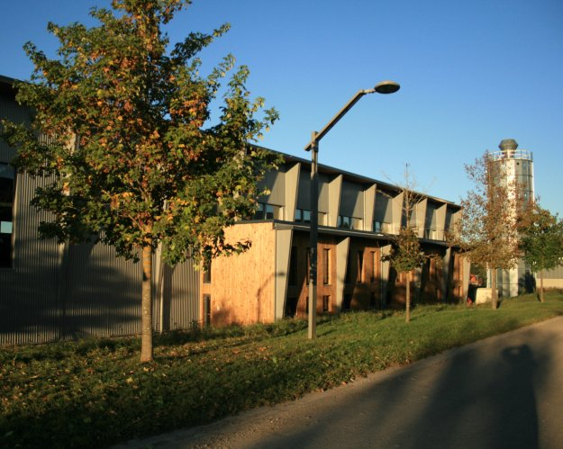 Hall de 2 200 m² - Manhay - Vaux Chavanne