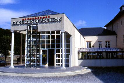 Exposition Playmobil à l'Archeoscope de Bouillon